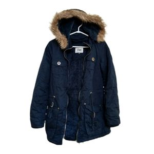 YMI Blue Warm Jacket